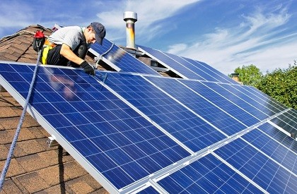 solar panels vredenburg