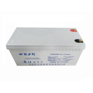 100AH Gel Battery 12V Deep Cycle Solar Battery