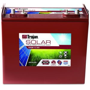 205Ah Trojan SAGM 12V Sealed AGM Battery