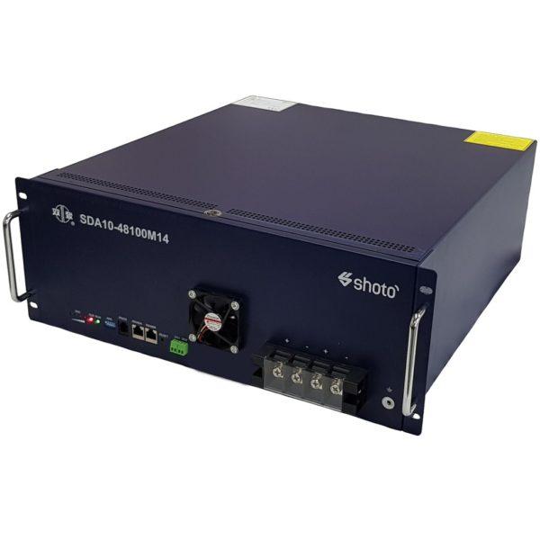 4.8kwh shoto sda10-48100 lithium-ion battery